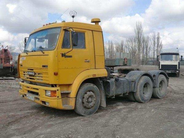 КАМАЗ 65116, обзоры, отзывы владельцев