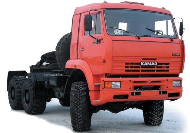 КАМАЗ 65221, КамАЗ-65222, обзор, отзывы владельцев