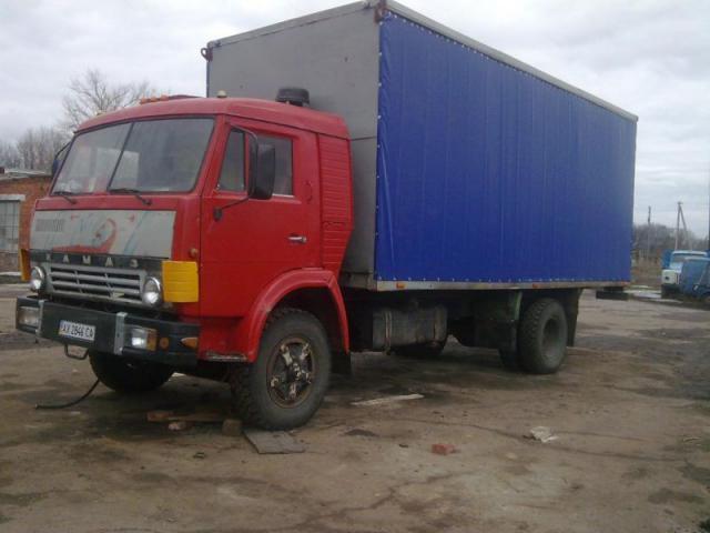 КАМАЗ 5315